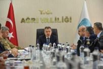 SÜLEYMAN ELBAN - Ağrı'da Bağımlılıkla Mücadele İl Değerlendirme Toplantısı Yapıldı