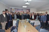 AK Parti Balıkesir İl Yönetimi Tanıtıldı