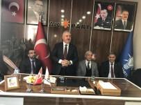 ŞAHIT - Ak Parti Kars Milletvekilleri Kağızman'da