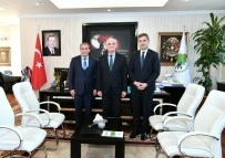 YUSUF ZIYA YıLMAZ - AK Parti Yerel Yönetimler Başkan Yardımcısı Yılmaz Açıklaması