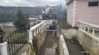 Ani Yağışlara Karşı Mehfez Ve Kanallar Temizleniyor