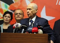 SİYASİ PARTİ - Bahçeli'den Kılıçdaroğlu'na Sert Tepki Açıklaması 'Teröristlerin Kimler Olduğunu Tanımakta Zorluk Çekiyor'