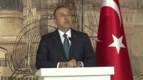 ÇAVUŞOĞLU - Bakan Çavuşoğlu'dan Yunanistan'a 'Hafter' Tepkisi