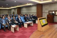 BATı KARADENIZ - Bartın Balı Ön Fizibilitesi Sonuç Toplantısı Yapıldı