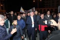 Başkan Turanlı'ya Sürpriz Karşılama