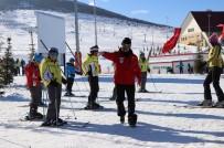 SİVAS VALİSİ - Bin Öğrenci Kayak Eğitimi Alacak