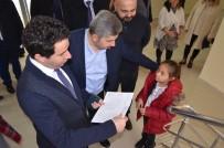 OKUL MÜDÜRÜ - Bünyan Kaymakamı, Belediye Başkanı Ve İlçe Milli Eğitim Müdürü, Bünyan MYO'yu Ziyaret Etti