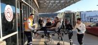 HITIT ÜNIVERSITESI - Çorum'da Silahlı Kavga Açıklaması 1 Yaralı