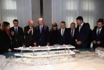 Ulaştırma ve Altyapı Bakanı - Erdoğan Galataport'u inceledi