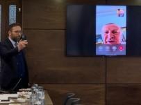 TELEKONFERANS - Cumhurbaşkanı Erdoğan'ın Yakından Takip Ettiği Projede İmzalar Atıldı