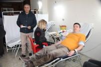 MILLI EĞITIM MÜDÜRLÜĞÜ - Devrekliler Kan Bağışı Kampanyasında Sıraya Girdiler