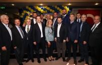 GÜNEYDOĞU ANADOLU - Fenerbahçe Yöneticileri, Gaziantepli Kongre Üyeleriyle Buluştu