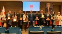 TEMYIZ - Gaziantep'te Başarılı İdari Yargı Personeline Plaket