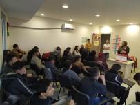 Gençlere 'Akran Eğitimi' Verildi