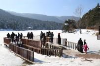 Gölcük Tabiat Parkı, Yarıyıl Tatiliyle Ziyaretçi Akınına Uğradı