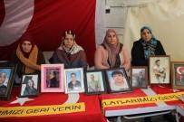 HDP Önündeki Ailelerin Evlat Nöbeti 138'İnci Gününde
