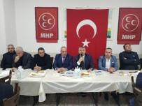 İzmir MHP'den Tire'ye Çıkarma