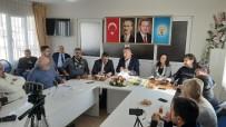 Kuşadası  AK Parti İlçe Başkanı Gökçe; 'Belediye Yönetimini Kutluyorum'