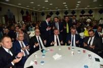 DEVLET BAHÇELİ - Manisa'daki MHP Kadroları Vefa Yemeğinde Buluştu