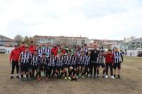 SIYAH BEYAZ - Marmaris Kaymakamlığı Muhtarlık Turnuvasında Kupalar Sahiplerini Buldu