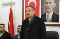MEZOPOTAMYA - Mehmet Özhaseki Açıklaması 'Dünyanın Gözü Mezopotamya'nın Üzerinde'