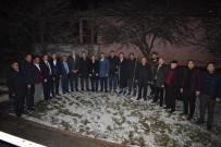 İL SAĞLIK MÜDÜRÜ - Milletvekili Kahtalı Kış Sohbetleri Programı'na Konuk Oldu