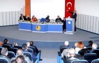 MTSOB Başkanı Tekli Açıklaması 'Hedefimiz 40 Bin İstihdam'