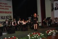 MILLI EĞITIM MÜDÜRLÜĞÜ - Öğretmenler Korosu Konseri İlgi Gördü