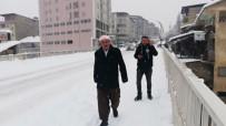 Şemdinli'de Kar Yağışı