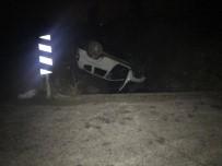 Takla Atan Otomobilden Sağ Çıktılar