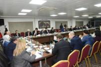 TARIM İŞÇİSİ - TBMM İnsan Hakları Komisyonu Çocuk İşçiler İçin Şanlıurfa'da Toplandı
