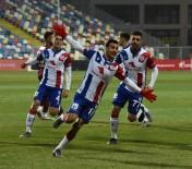 TFF 1. Lig Açıklaması Altınordu Açıklaması 2 - Hatayspor Açıklaması 2