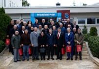 AHMET AĞAOĞLU - Trabzon'da 45 Yıl Sonra Bir Araya Geldiler