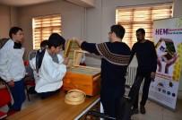 SOLMAZ - Uludere'de Öğrenciler Hem Öğreniyor Hem De Üretiyor