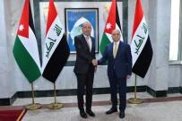DIŞİŞLERİ BAKANI - Ürdün Dışişleri Bakanı El-Safadi'den Bağdat'a Ziyaret