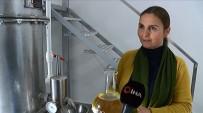 800 Liralık Lavanta Çiçeğinden 20 Bin Liralık Yağ Elde Ediliyor