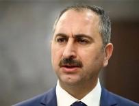 HUKUK FAKÜLTESI - Adalet Bakanı Gül'den infaz yasası açıklaması