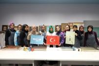 Akademi Lisede Hayaller Ebruya Kağıda İşlendi