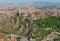 KORKULUK - Asırlık Ankara Kalesi Başkent'e Işık Saçacak