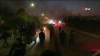 BIBER GAZı - Bağdat'ta Protestolar Yeniden Alevlendi