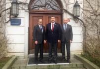 Başkan Ataç'tan Boğaziçi Üniversitesi'ne Ziyaret