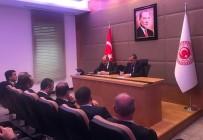Başkan Demir, TBMM'de Van'a Yapılan DAP Desteklerini Anlattı
