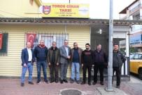 Başkan Esen, Taksi Şoförlerini Dinledi
