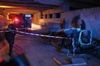 Bolu'da, Köprüden Uçan Otomobil Hurdaya Döndü Açıklaması 2 Ölü