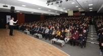 KONFERANS - Canik'te 'Hikayelerle Anadolu İrfan' Konferansı Düzenlendi