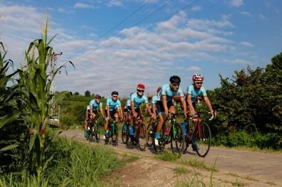 Cumhurbaşkanlığı Bisiklet Turu'nun İkinci Etabı Sakarya'da