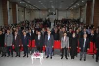 Erzincan'da 'Bürokrat Kürsüsü Şiir Şöleni' Programı Düzenlendi