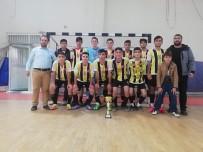 YEŞILTEPE - Futsalda Birinciler Belli Oldu