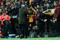 YOUNES BELHANDA - Galatasaray Ligin İkinci Yarısına Galibiyetle Başladı