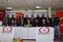 GENEL BAŞKAN YARDIMCISI - Genç Parti Hakkari İl Kongresi Yapıldı